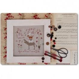 Схема I Musicanti di Brema Madame Chantilly