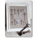 Keys Collection Madame Chantilly
