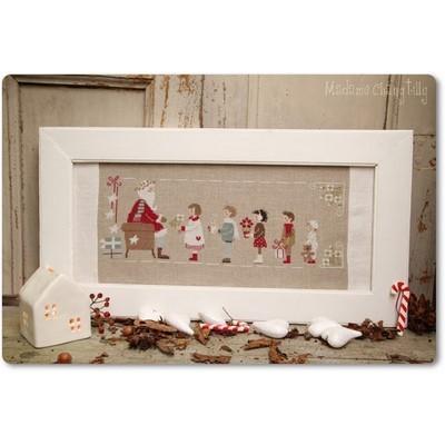 Gifts For Santa Madame Chantilly