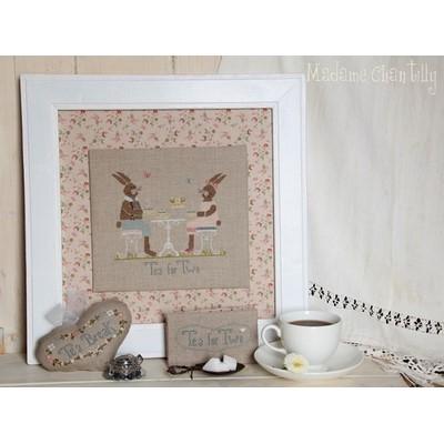 Схема Tea for Two Madame Chantilly