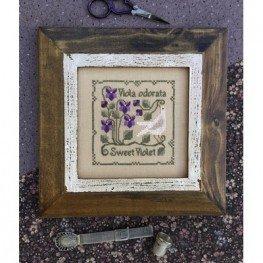 Схема Sweet Violet The Drawn Thread