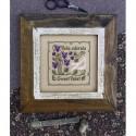 Sweet Violet The Drawn Thread