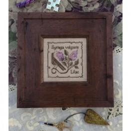 Схема Common Lilac The Drawn Thread