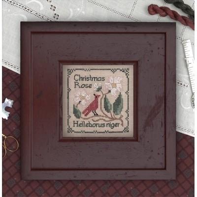 Christmas Rose The Drawn Thread
