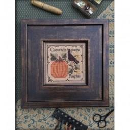 Pumpkin The Drawn Thread
