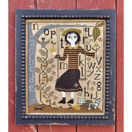 Схема Mary Margaret Carriage House Samplings