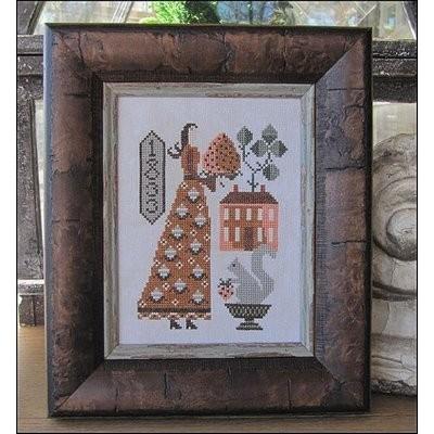 Схема Bearing Gifts Kathy Barrick