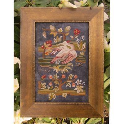 Схема Swan Garden Kathy Barrick