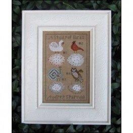 Схема Bird Study Kathy Barrick