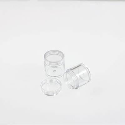 Контейнер туба для зберігання бісеру 3 х 3.2 см