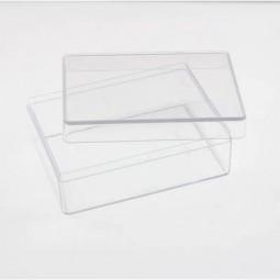 Прямоугольный пластиковый бокс