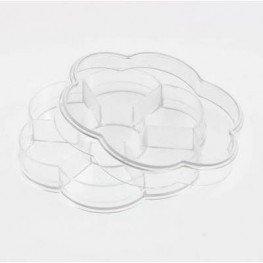 Пластиковый органайзер на 7 ячеек