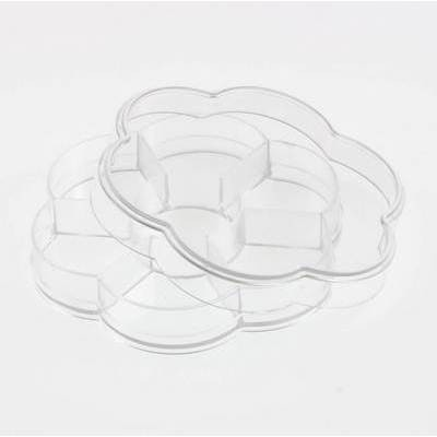 Пластиковый органайзер, 7 ячеек