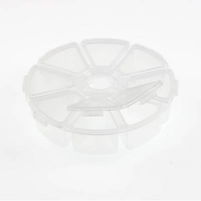 Пластиковый органайзер, 8 ячеек
