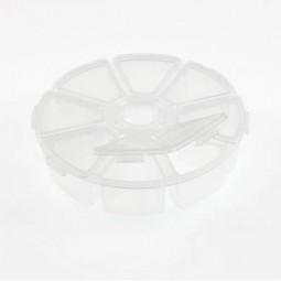 Пластиковий органайзер на 8 осередків