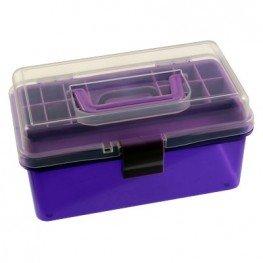 Бокс для хранения фурнитуры (фиолетовый)