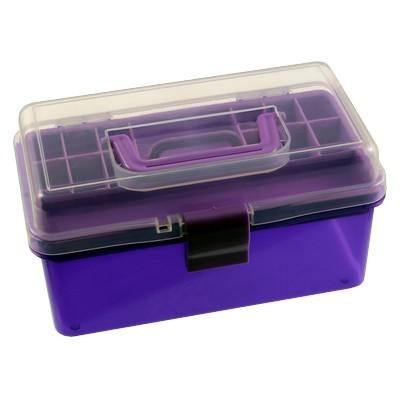 Бокс для зберігання фурнітури (фіолетовий)