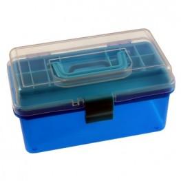 Органайзер со съемным отделением, синий
