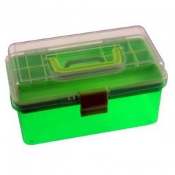 Органайзер со съемным отделением, зеленый