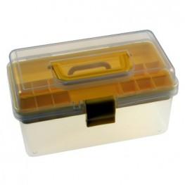 Бокс для хранения фурнитуры (желтый)