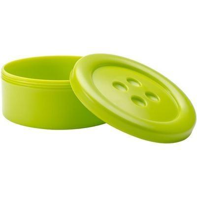 Коробка для хранения мелочей, цвет лайм (mini)
