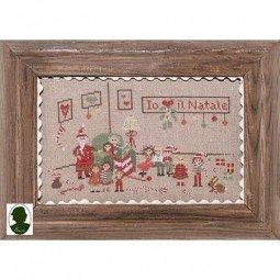Схема Natale con i Nonni Sara Guermani