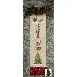 Hanging Santa Sara Guermani