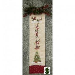 Схема Hanging Santa Sara Guermani