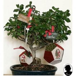 Схема Christmas Ornament Sara Guermani