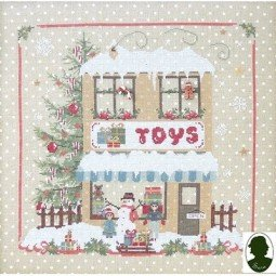 Christmas Avenue: Toys Shop Sara Guermani