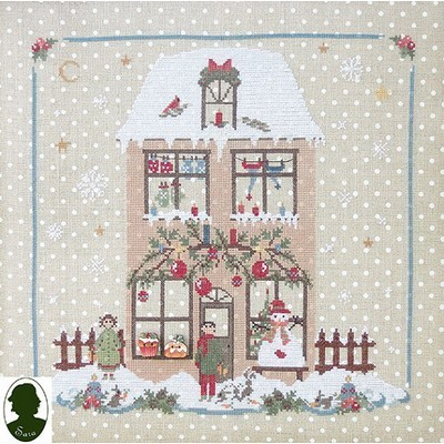 Christmas Avenue: Family House Sara Guermani