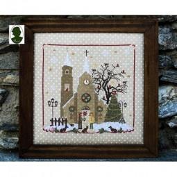 Схема Christmas Avenue: Chiesa Sara Guermani