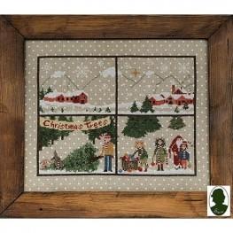 Christmas Window 6 Sara Guermani