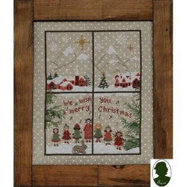 Christmas Window 5 Sara Guermani