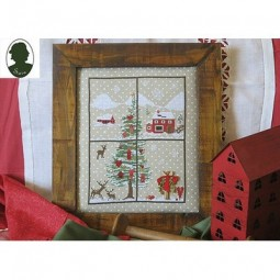 Christmas Window 4 Sara Guermani