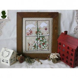 Christmas Window 3 Sara Guermani