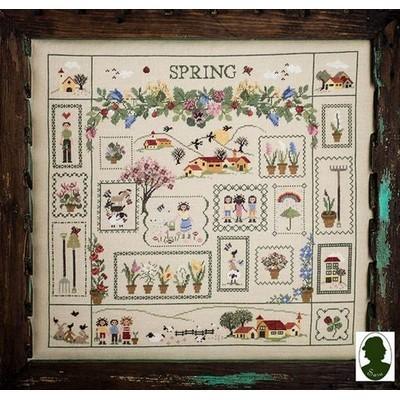 Spring Sampler Sara Guermani