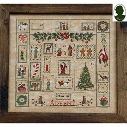 Advent Sampler Sara Guermani