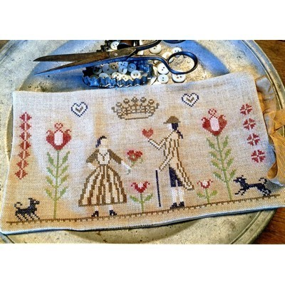 From My To Thee Sewing Roll Stacy Nash Primitive