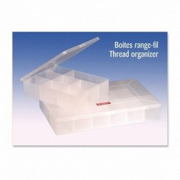 Органайзер для муліне з пластиковими бобінами Bohin 92199