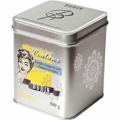 Коробка для хранения с магнитом Bohin 98360