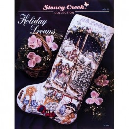 Holiday Dreams Stocking Stoney Creek