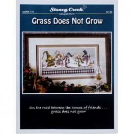 Схема Grass Does Not Grow Stoney Creek