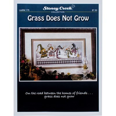 Grass Does Not Grow Stoney Creek