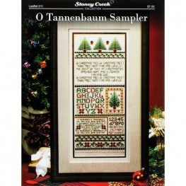 O Tannenbaum Sampler Stoney Creek