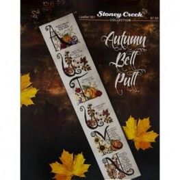 Схема Autumn Bell Pull Stoney Creek