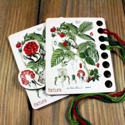 Органайзер для муліне Botanicum Rubus Idaeus (малина)