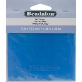 Липкий коврик для бисера Beadalon