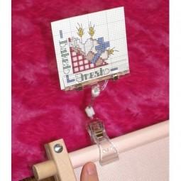 Тримач для схеми вишивки Yarn Tree