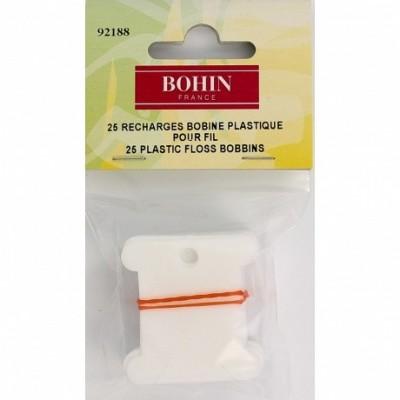 Бобины пластиковые для мулине Bohin 92188